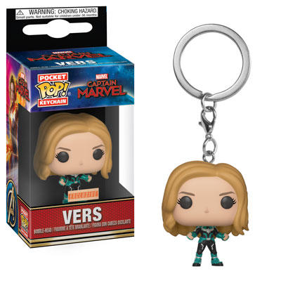 Vers Pop! Keychain is available exclusively at BoxLunch and Hot Topic.