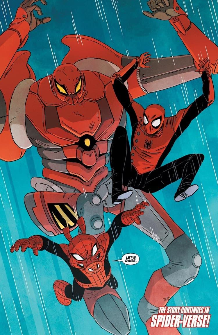 Edge of Spider-Verse #5.