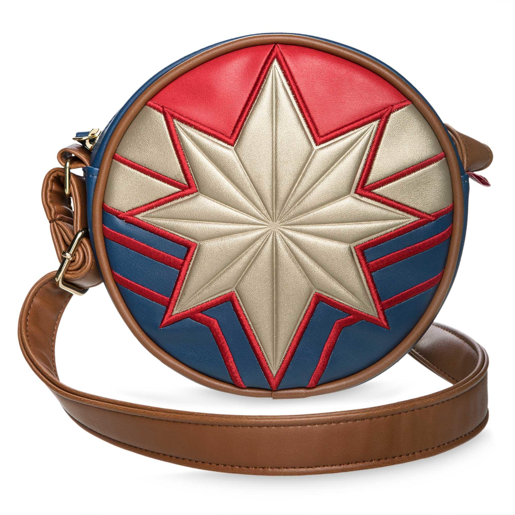 Captain Marvel Crossbody