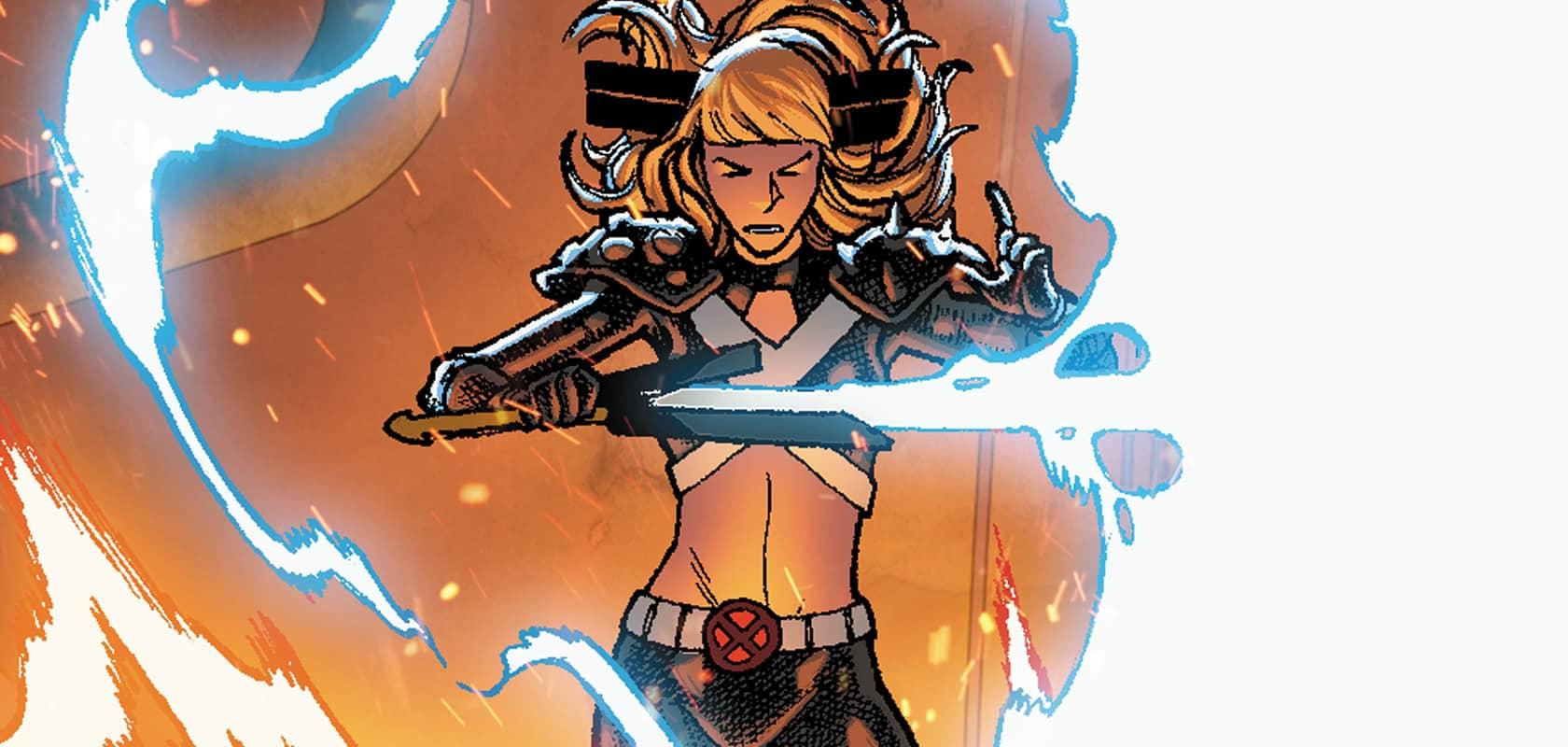 Magik (Illyana Rasputin) In Comics Powers, Enemies, History | Marvel