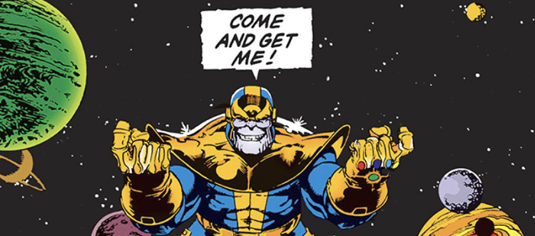 Infinity Gauntlet #4