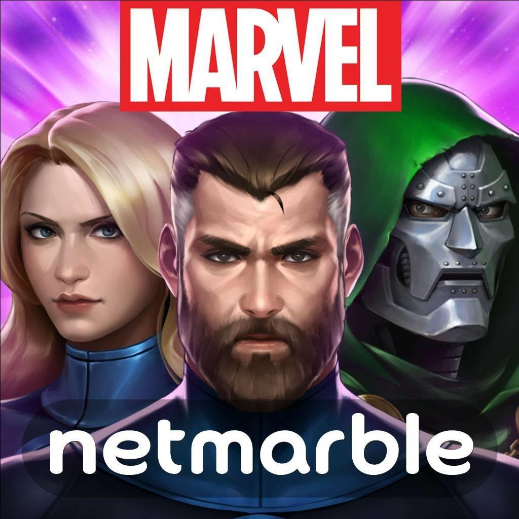 The Fantastic Four Arrive In 'Marvel Future Fight'