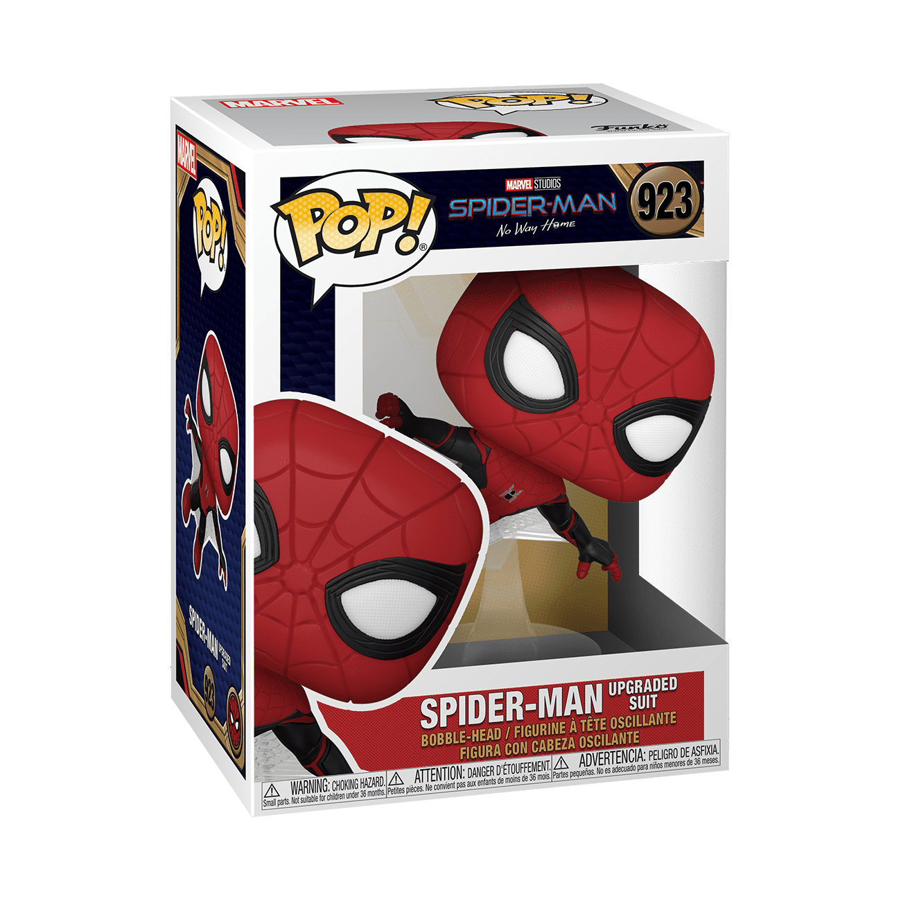 'Spider-Man: No Way Home' Funko - Upgraded Suit
