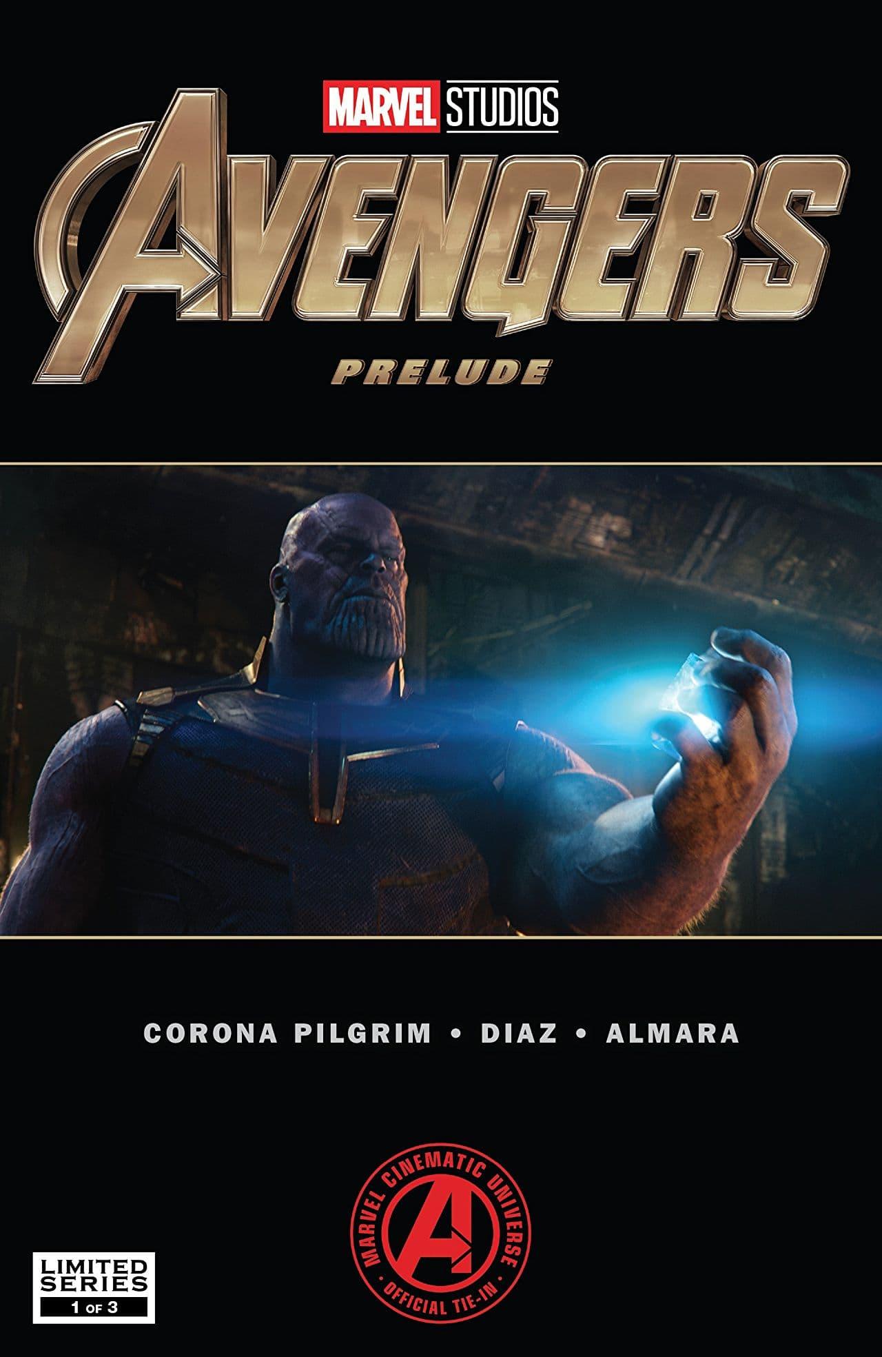 Marvel's Avengers: Endgame Prelude #1