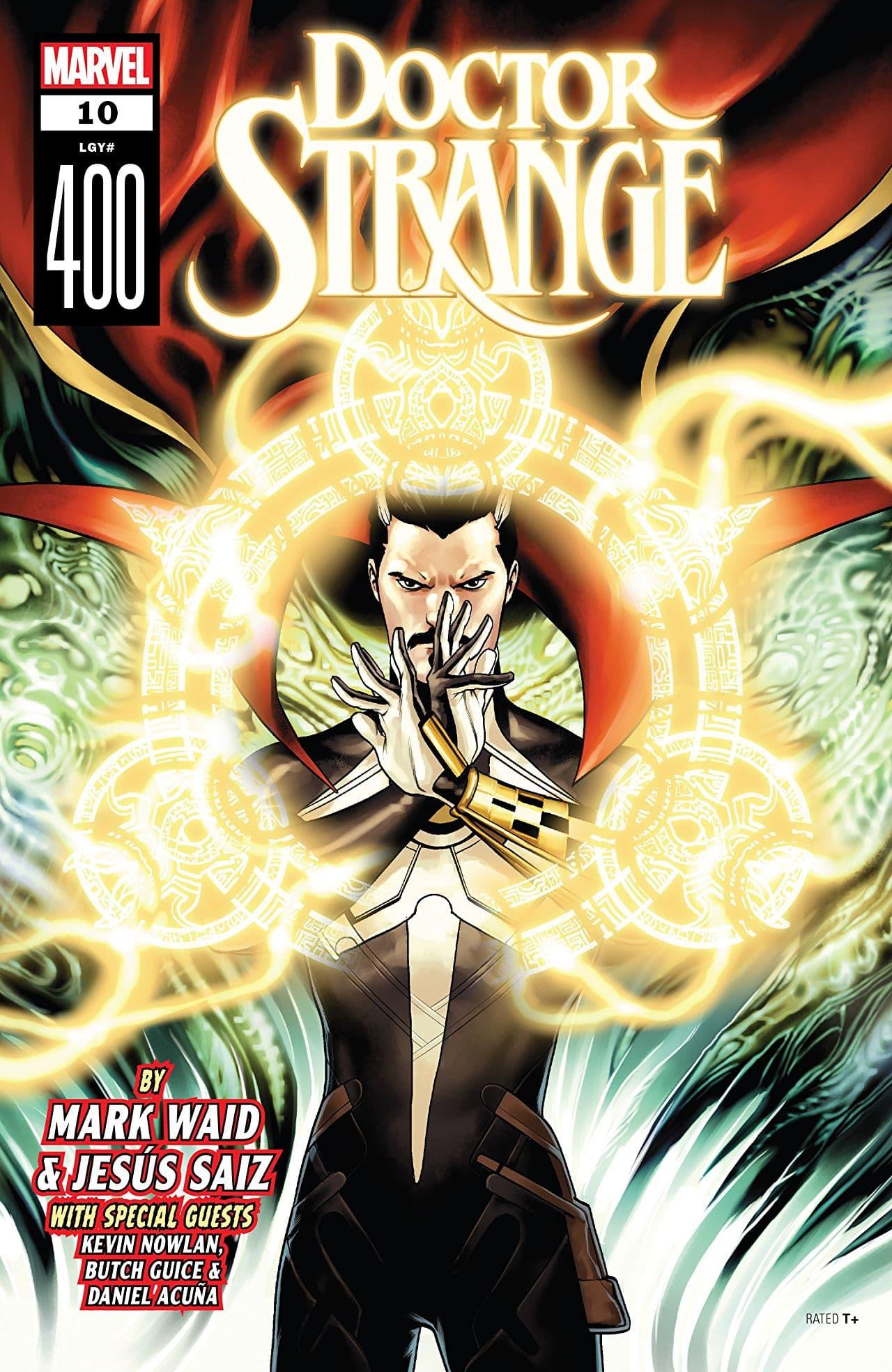 Doctor Strange #400