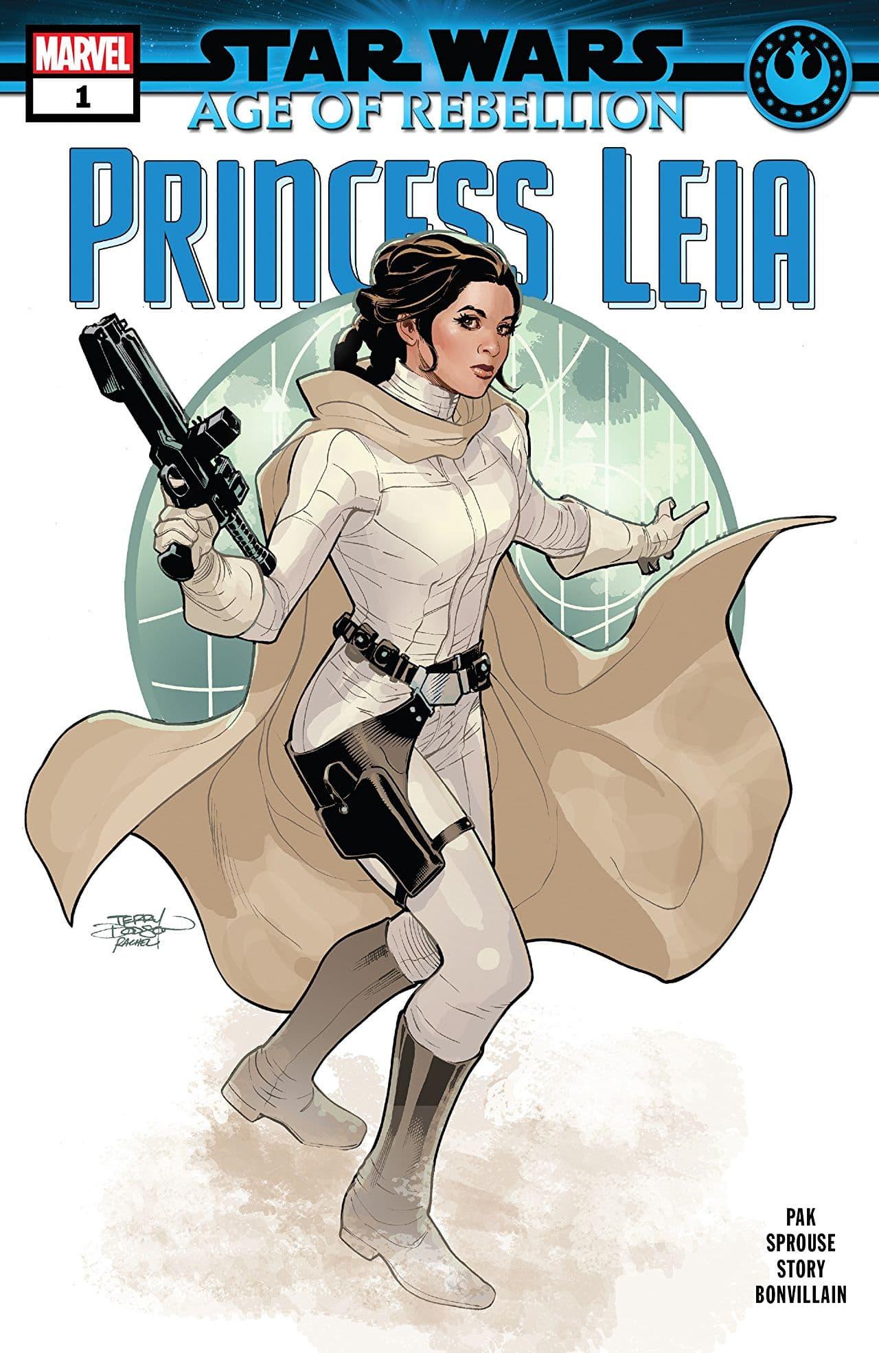 Star Wars: Age Of Rebellion - Princess Leia (2019) #1