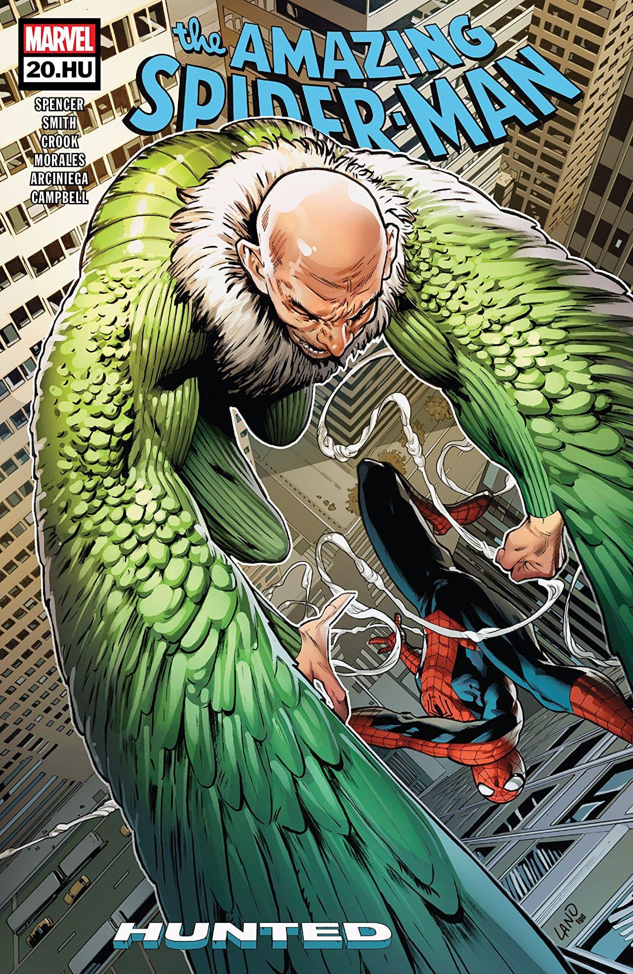 Amazing Spider-Man (2018-) #20.HU