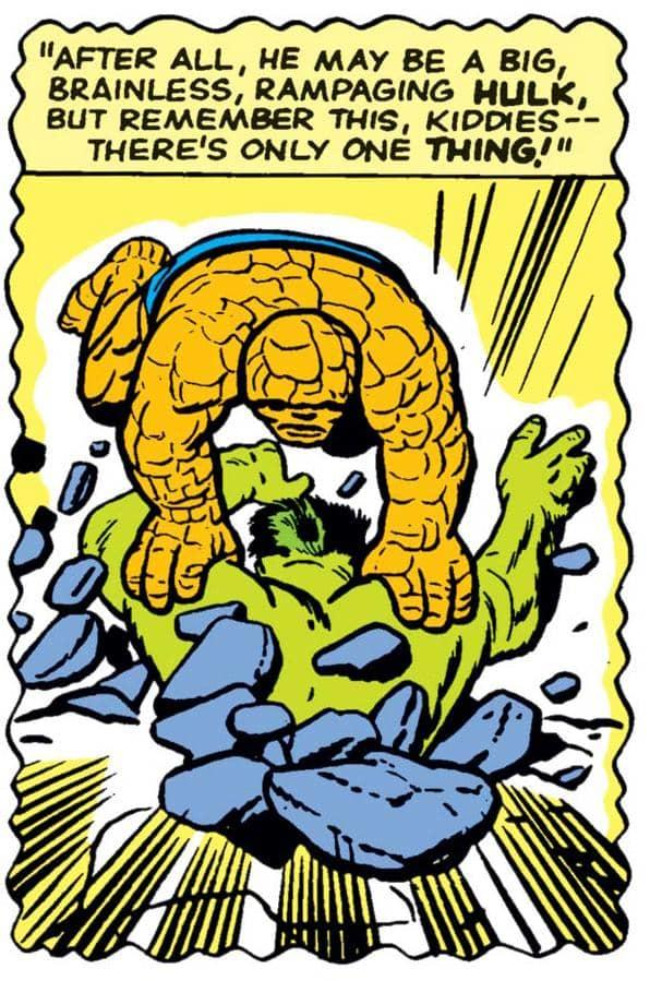 FANTASTIC FOUR (1961) #12