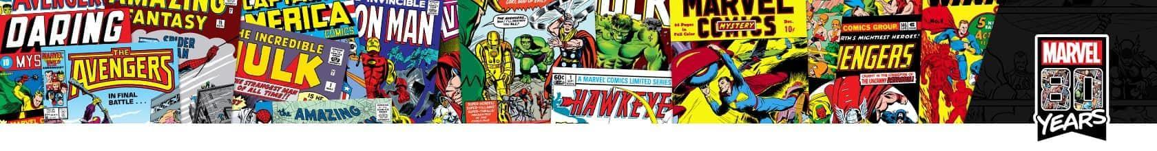 Marvel's 80th Anniversary | Marvel