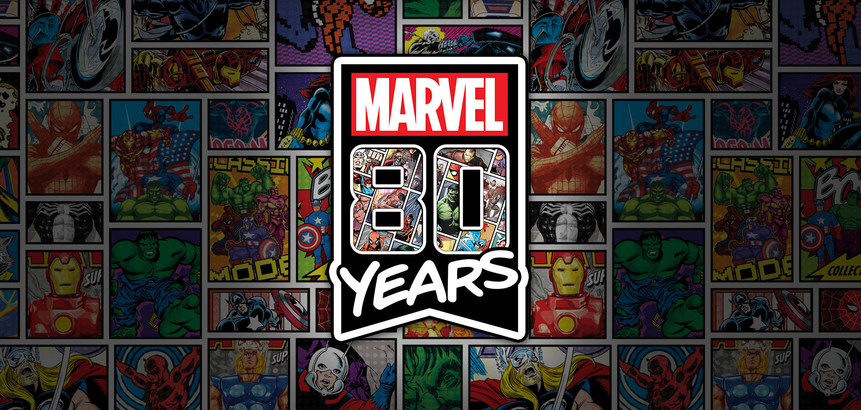 Marvel's 80th Anniversary   Marvel