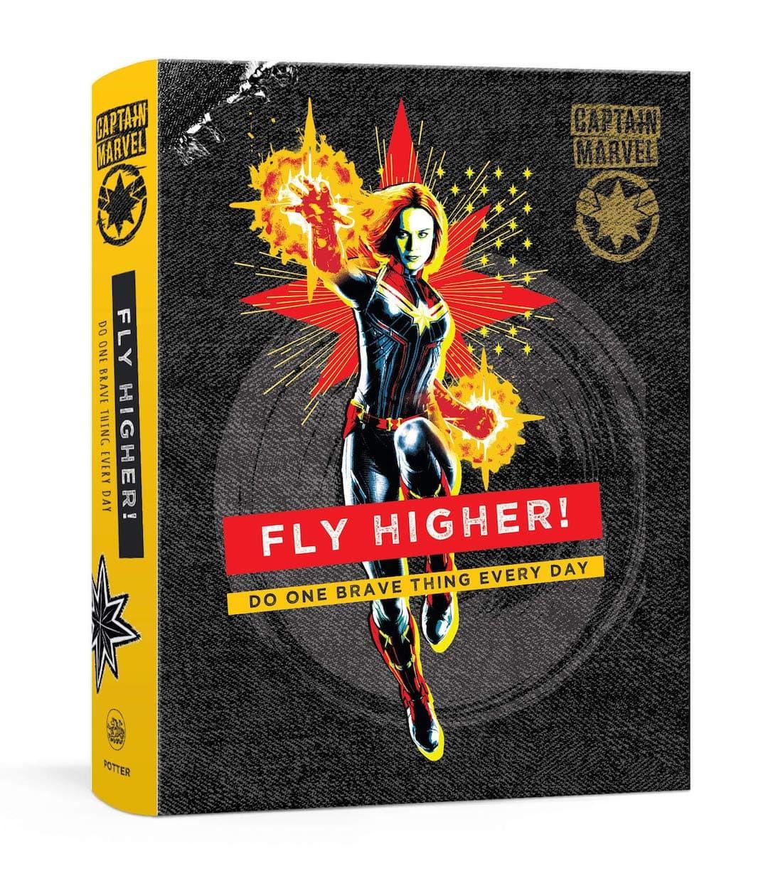 Captain Marvel Journal: Fly Higher!