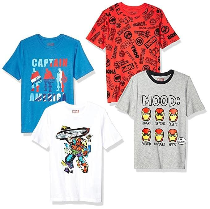 Todder and Kids Tee Pack