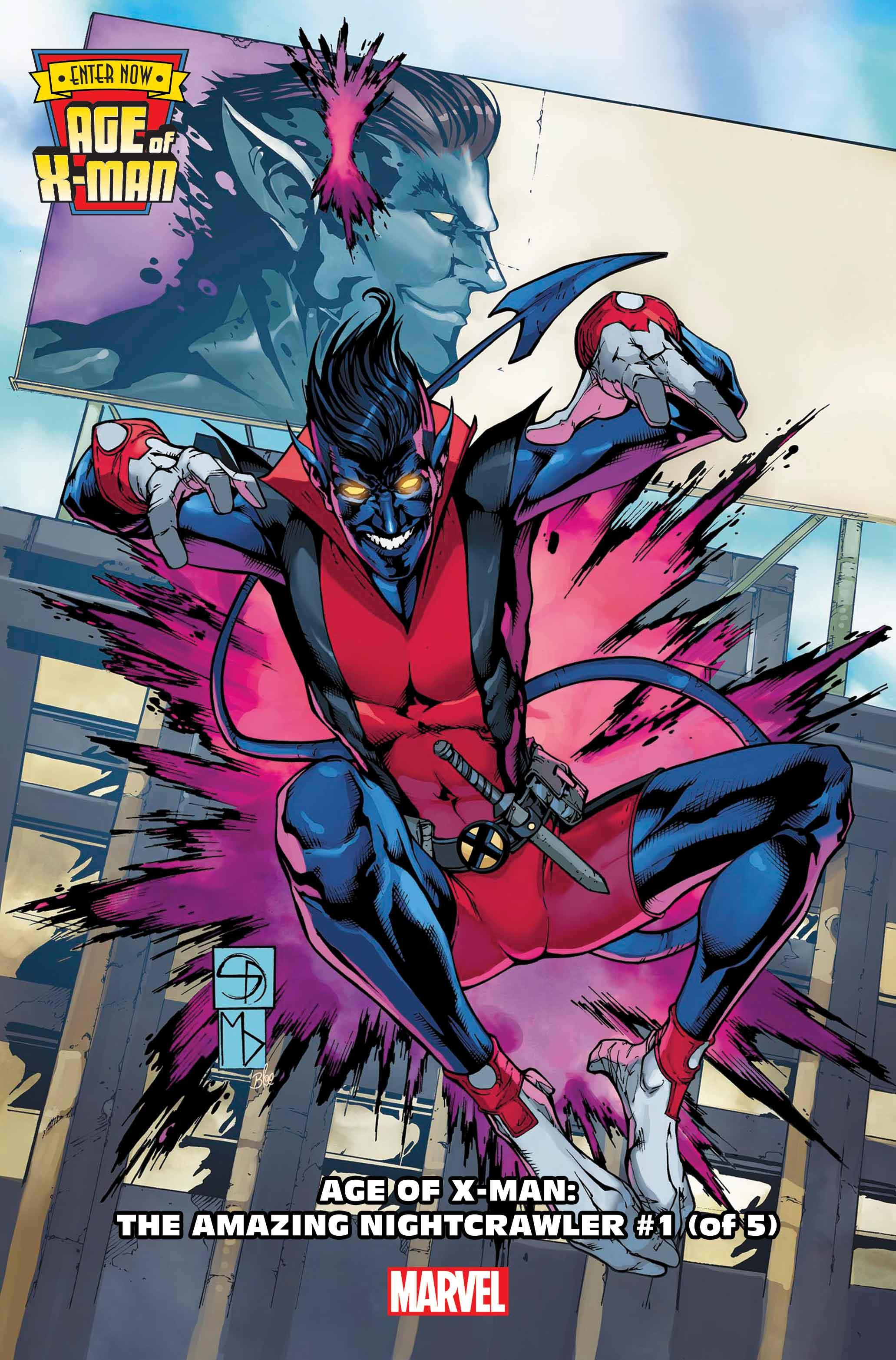 Amazing Nightcrawler #1