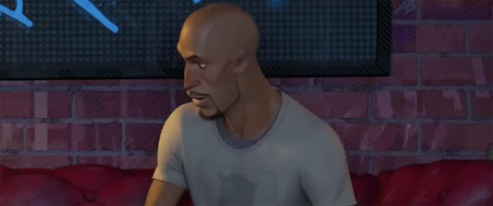 "Aaron Davis in ""Spider-Man: Into the Spider-Verse"""