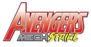 Avengers Mech Strike Logo