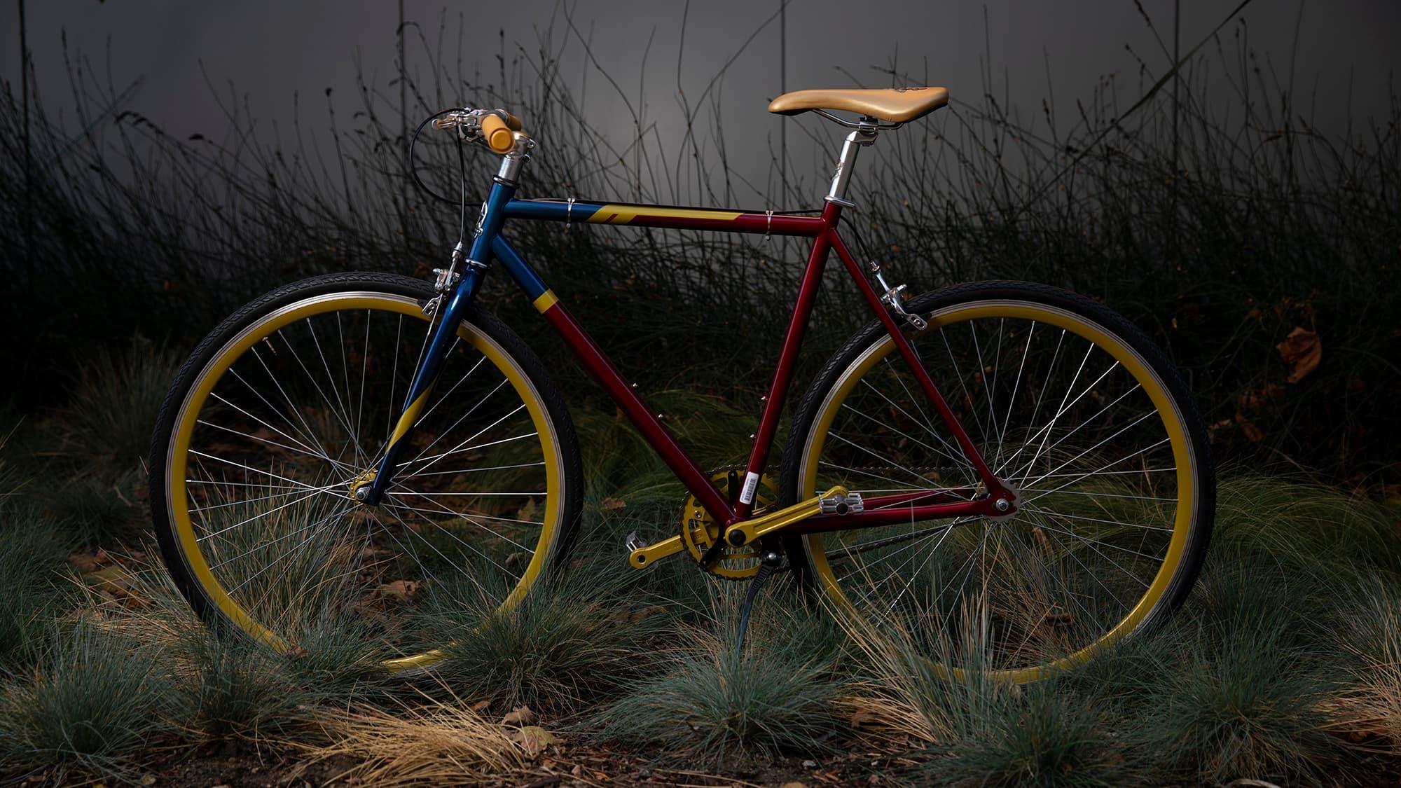 Marvel x Schwinn Bike