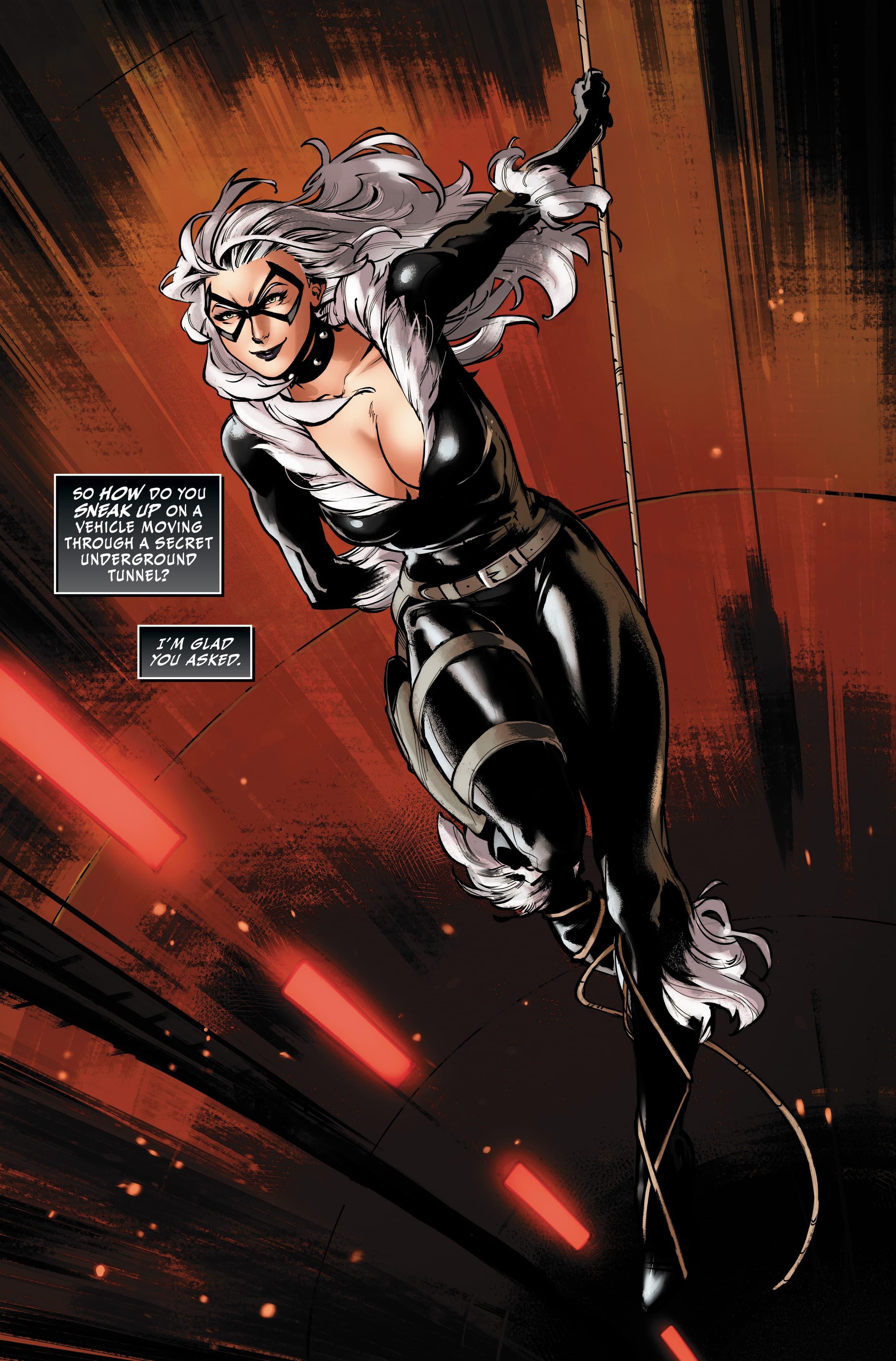 Black Cat (2020) #1 Jed McKay Bullpen Bulletins Marvel Creators