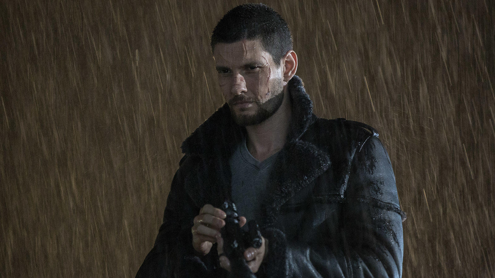 "Ben Barnes as Billy Russo in ""Marvel"