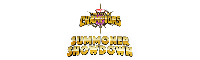 Contest of Champions Summoner Showdown Game Logo