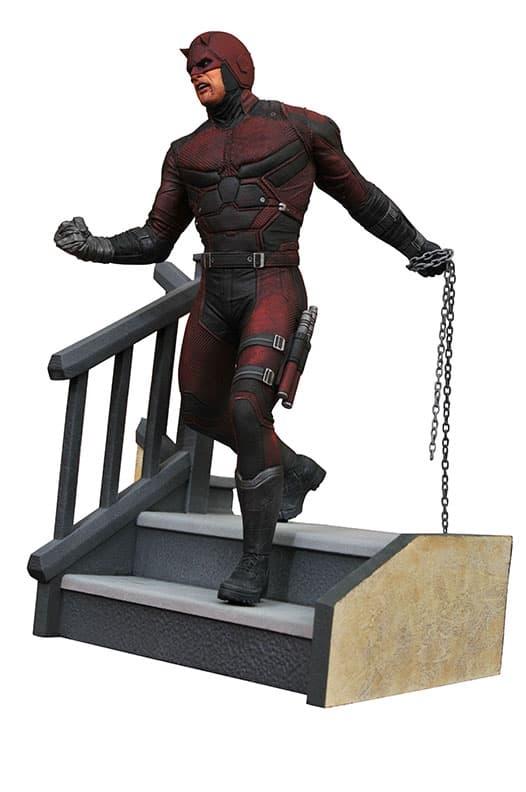 Marvel TV Premier Collection Netflix Daredevil Resin Statue
