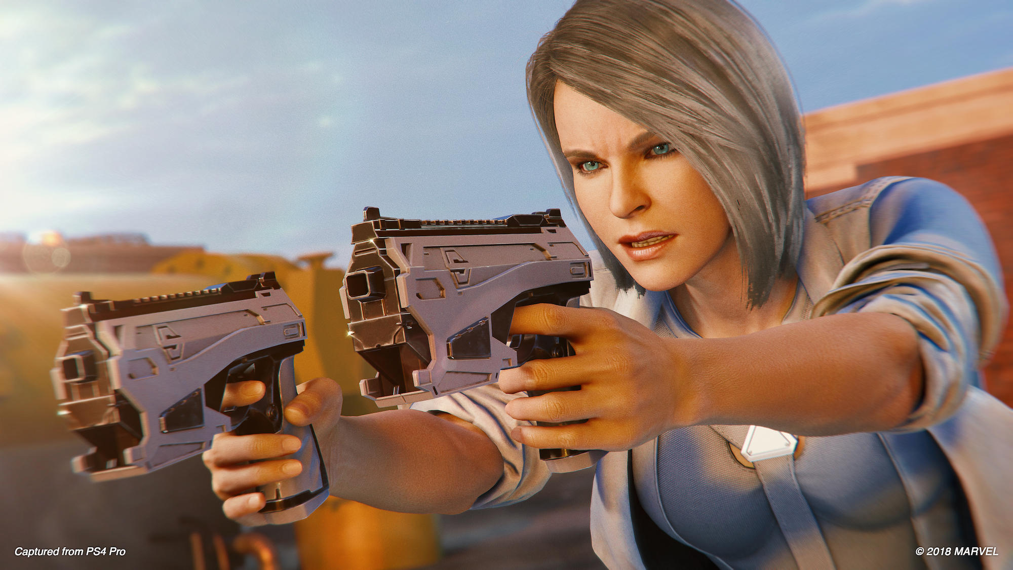 Marvel's Spider-Man: Silver Lining - Silver Sable