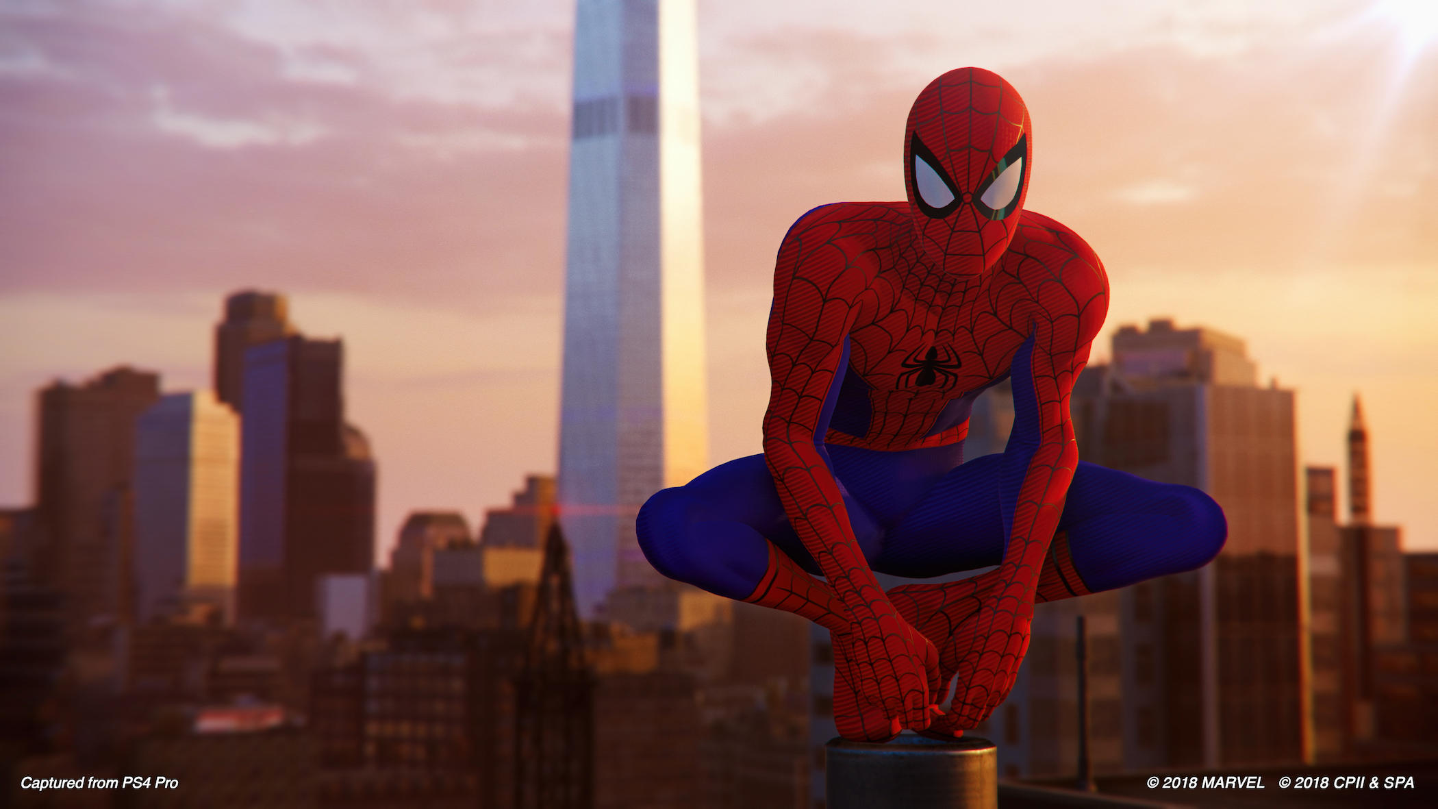 Marvel's Spider-Man: Silver Lining -- 'Into the Spider-Verse' Suit