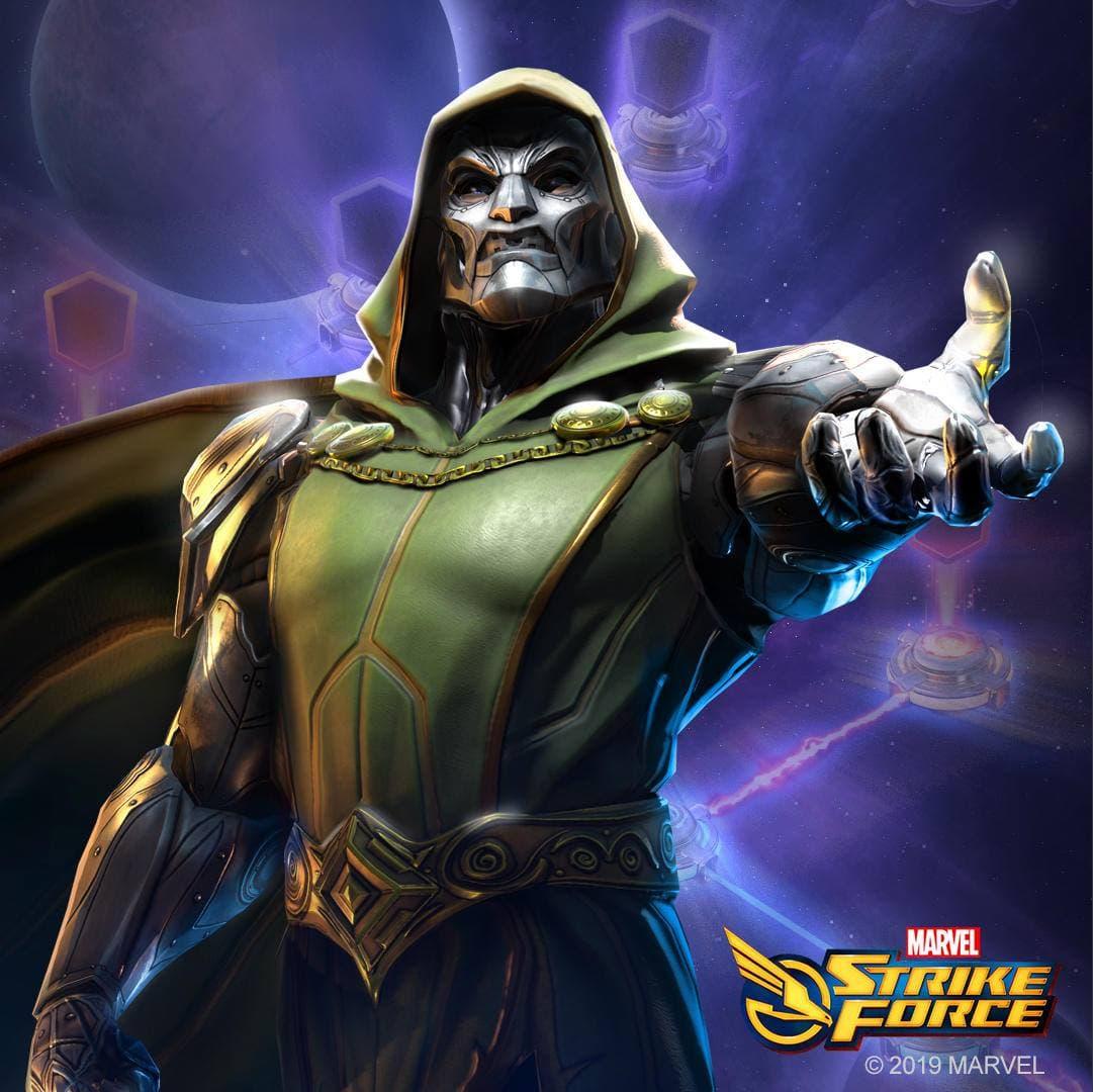 Marvel Strike Force - Doctor Doom