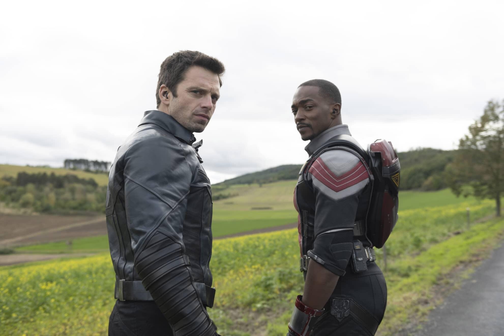 Marvel Studios' The Falcon and The Winter Soldier Episode 2 Guide