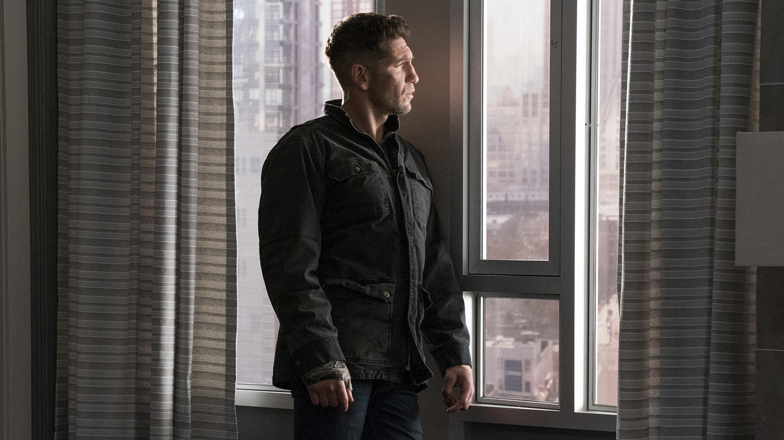 """Jon Bernthal as Frank Castle in """"Marvel"""
