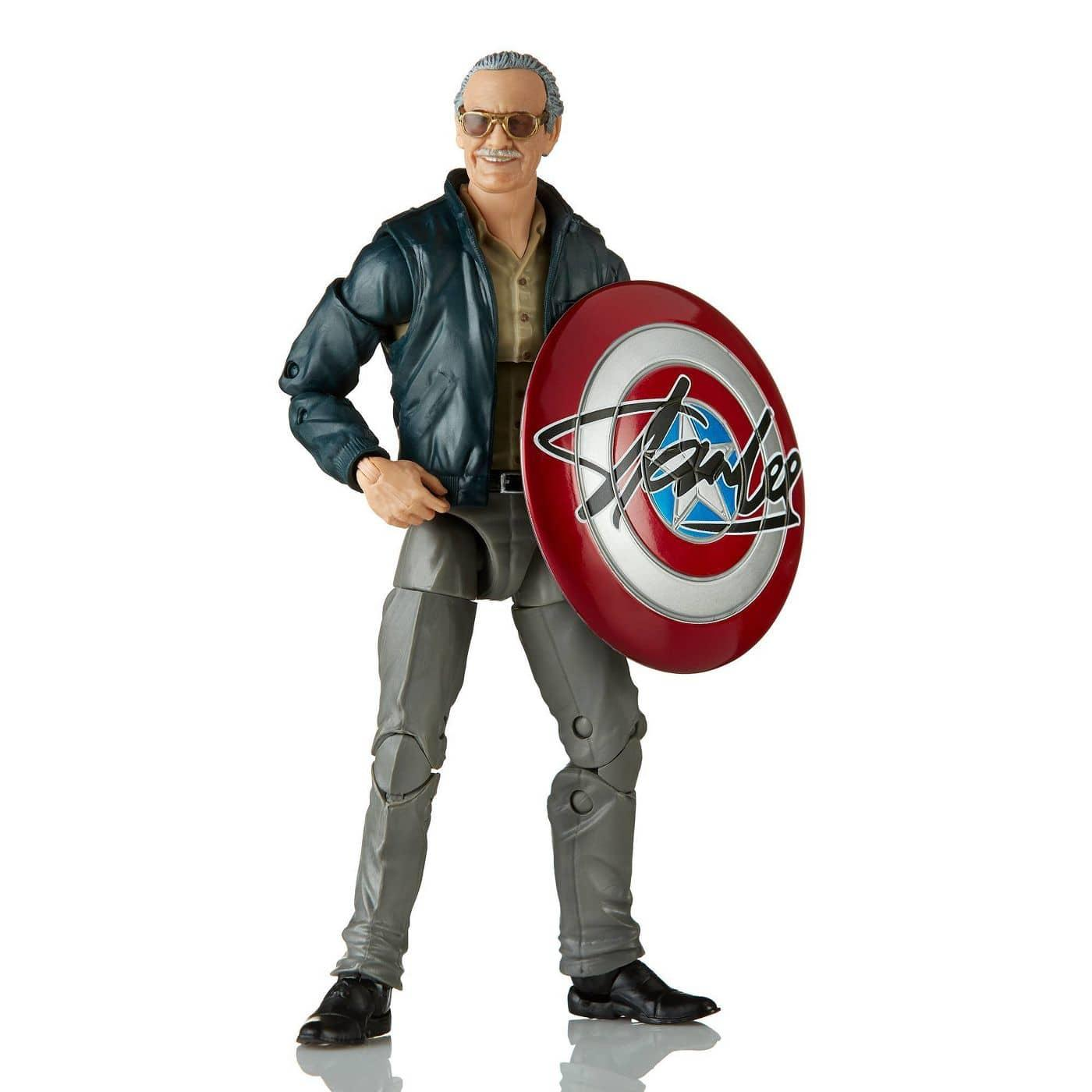 Stan Lee Figure