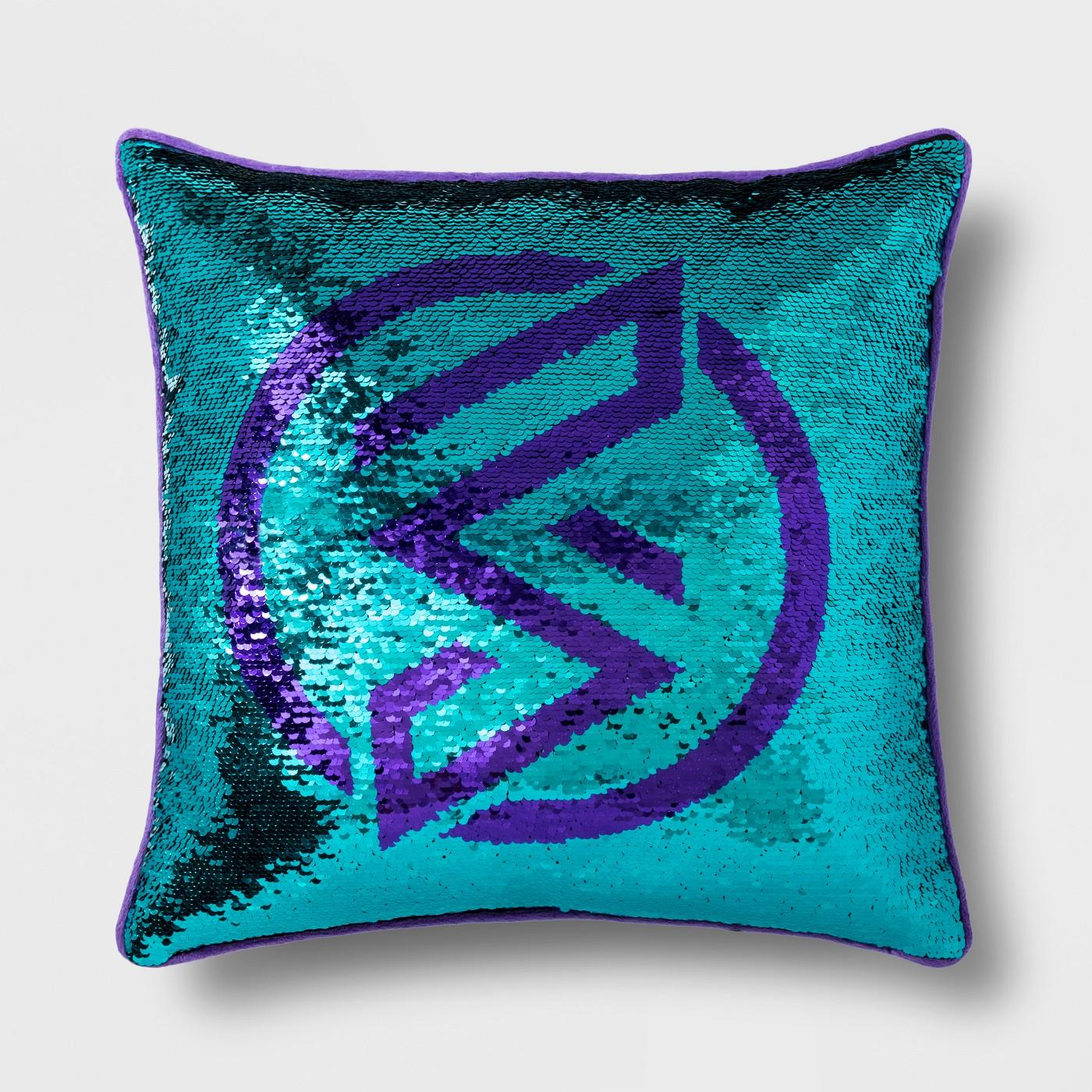 Marvel Rising Secret Warriors Sequin Pillow