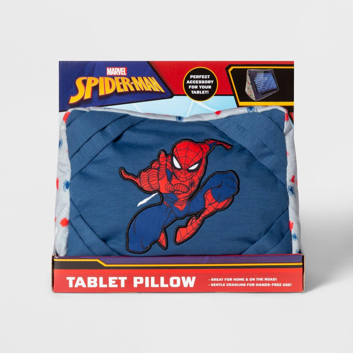 Marvel Spider-Man Tablet Throw Pillow