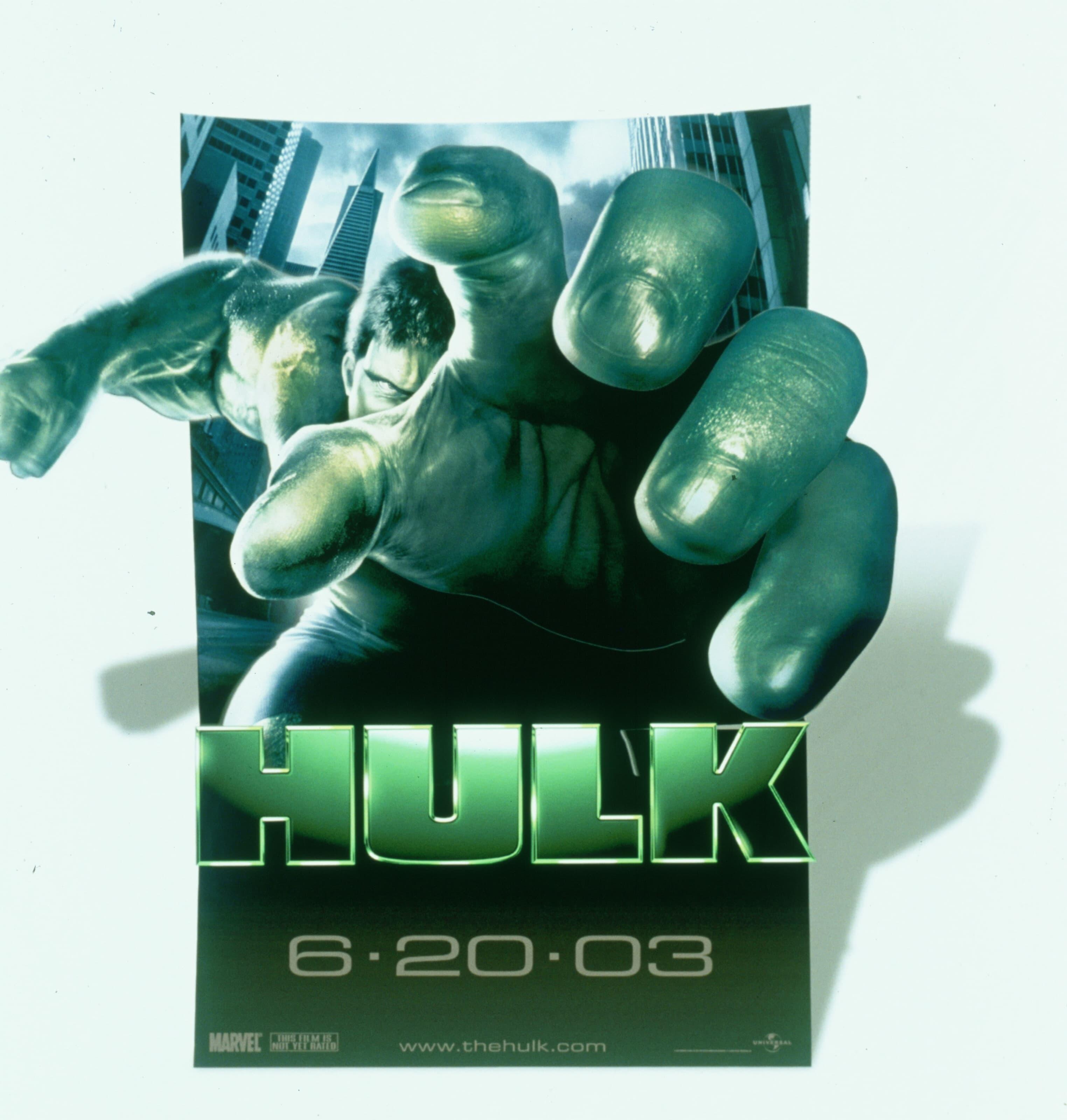 Hulk 6/20/03