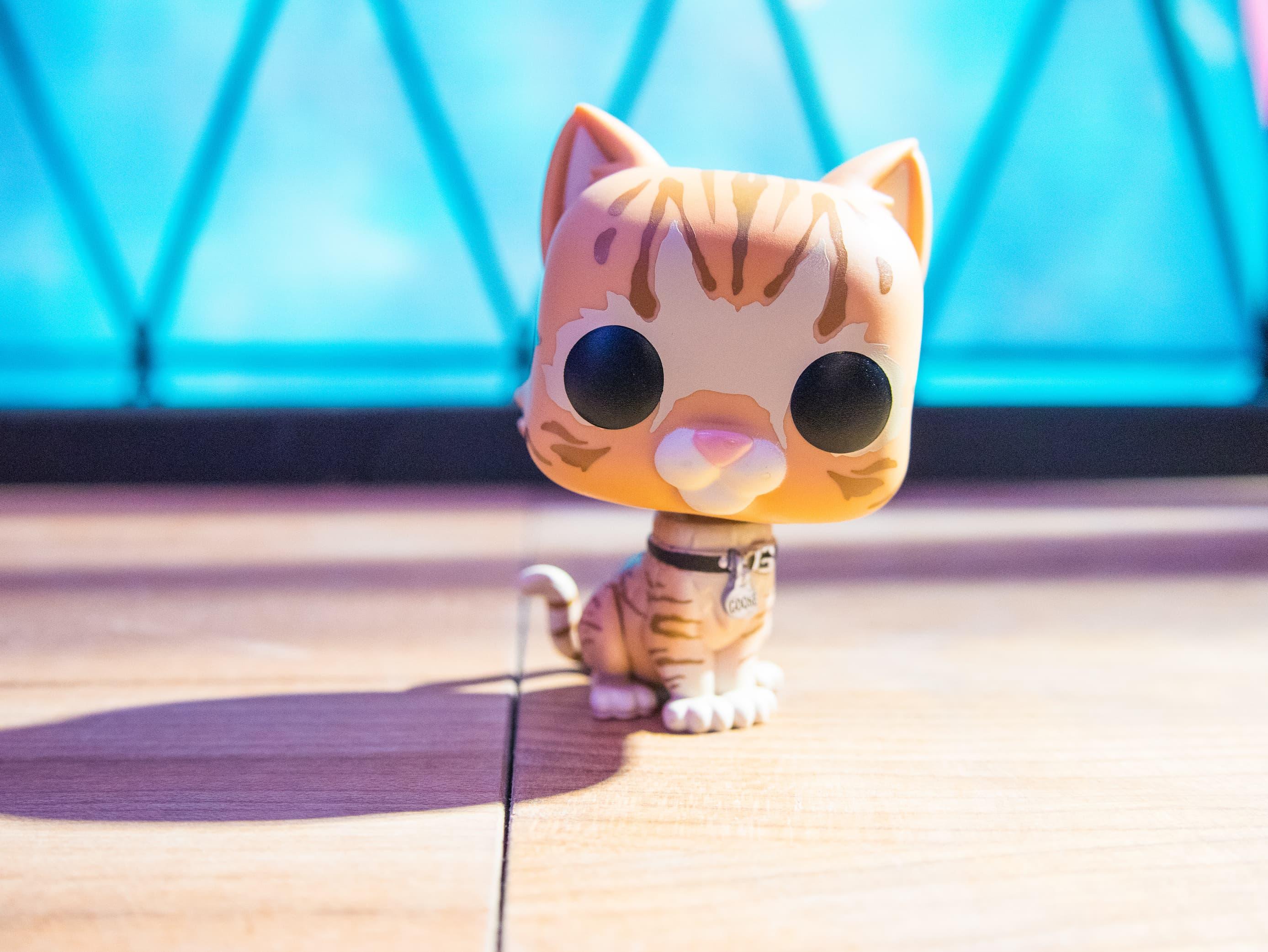 FUNKO POP! GOOSE THE CAT