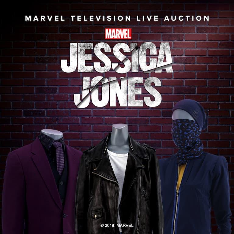 Jessica Jones auction