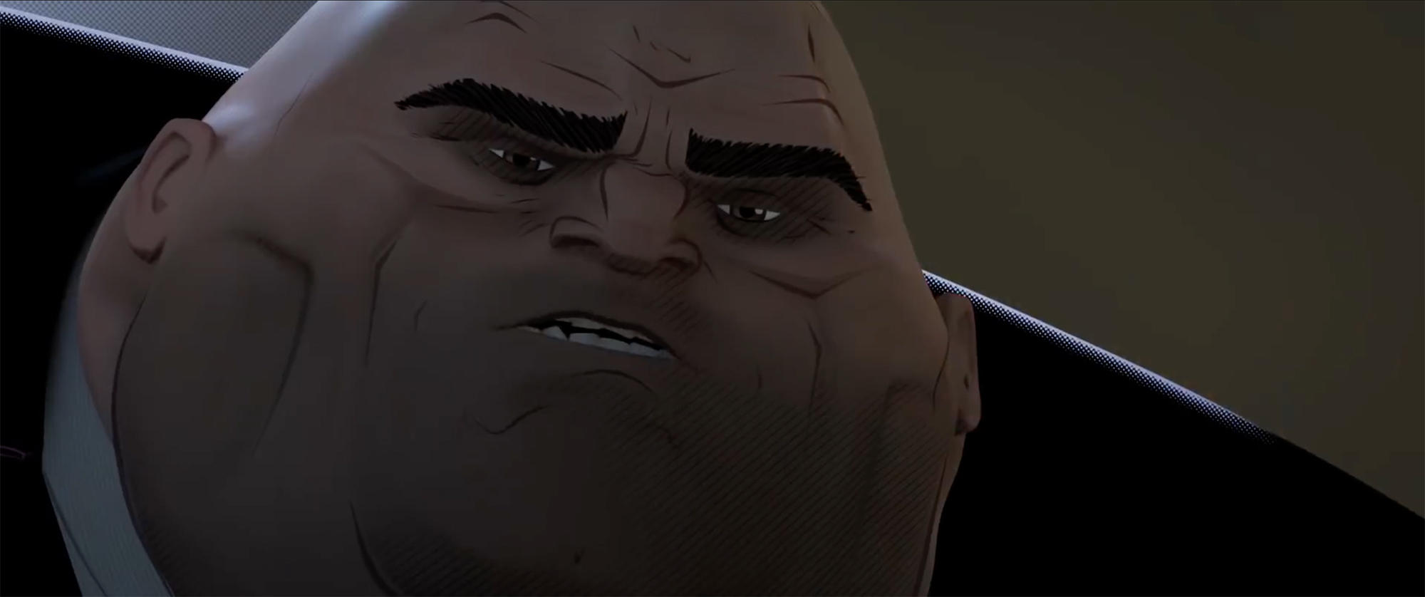 "Kingpin in ""Spider-Man: Into the Spider-Verse"""