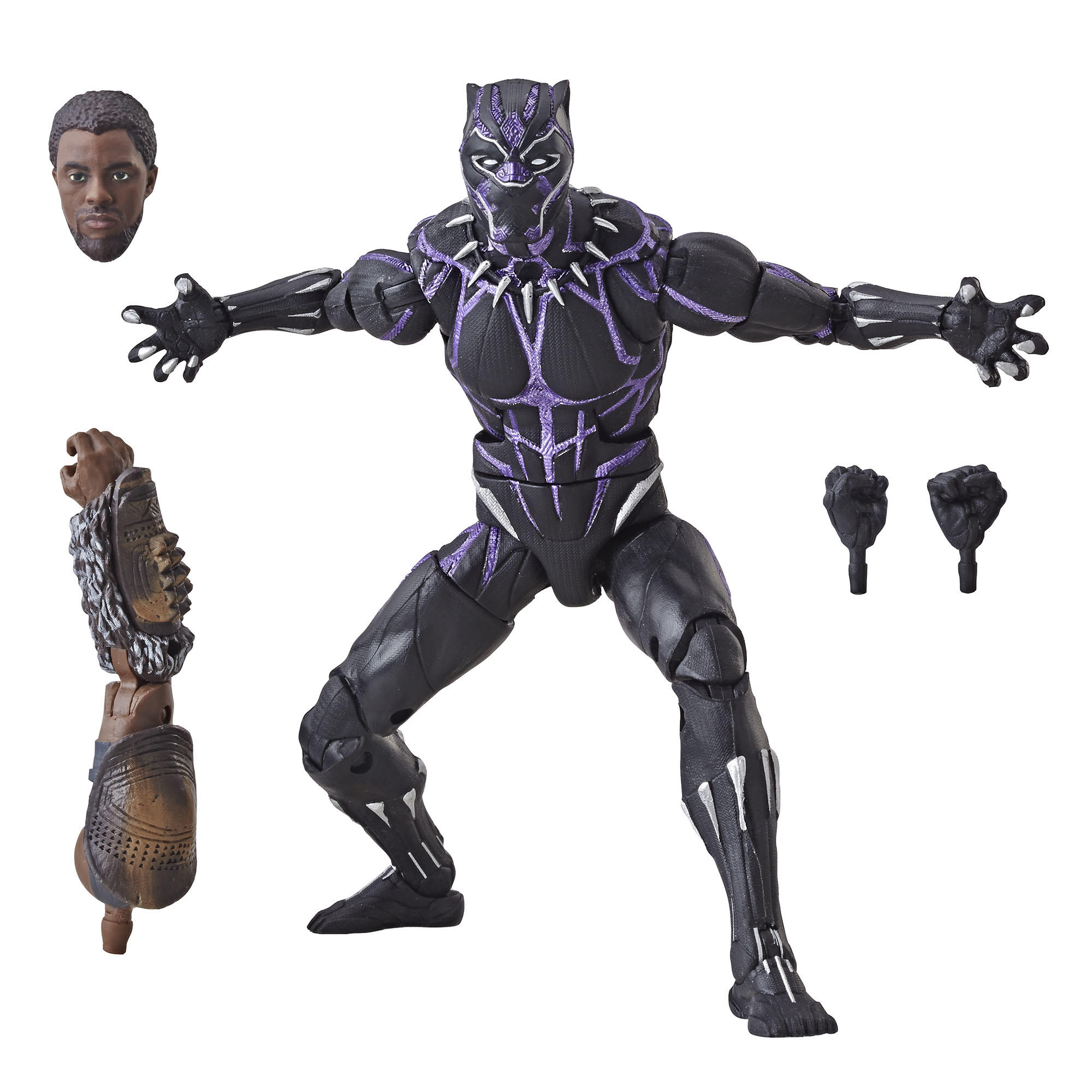 Vibranium Black Panther