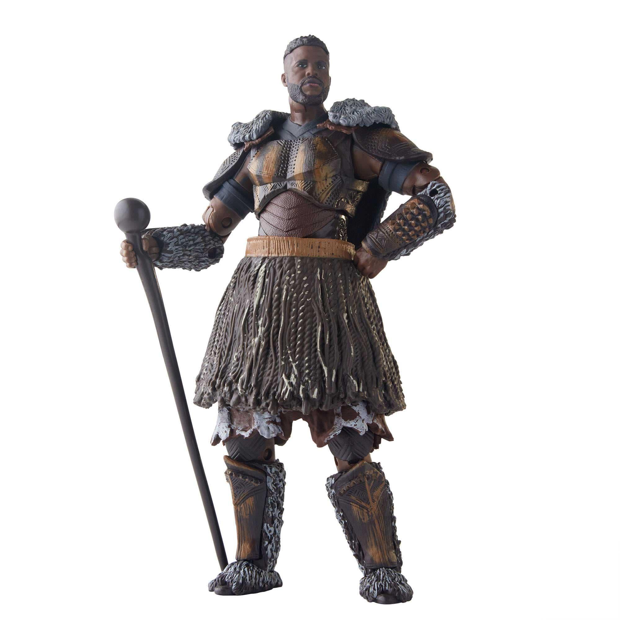 M'Baku Build-a-Figure