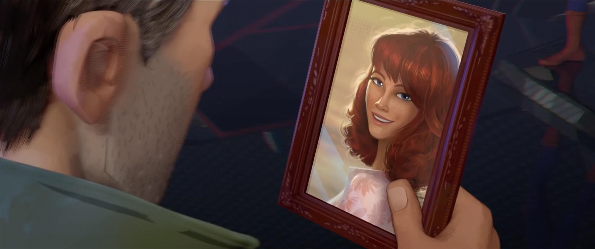 "Mary Jane in ""Spider-Man: Into the Spider-Verse"""