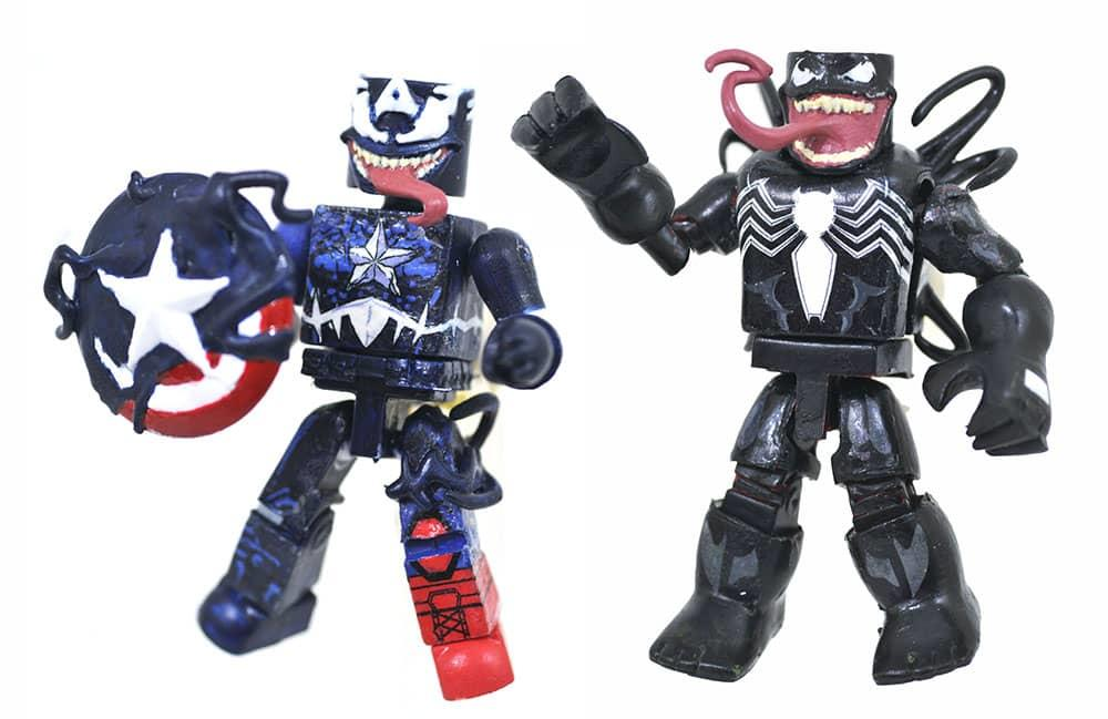 Diamond Select Captain America Venom