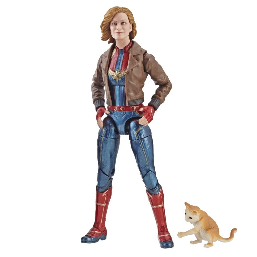 Captain Marvel Marvel Legends