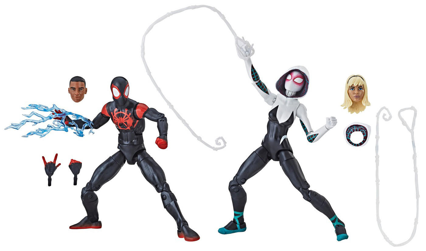 Marvel Legends Gwen and Miles 2-Pack