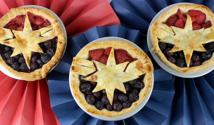 Marvel Rising - Captain Marvel Pies Featured Image
