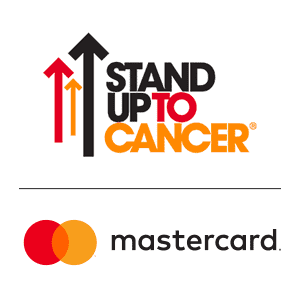 Avengers: Endgame Movie Partner Stand Up To Cancer Mastercard Logo