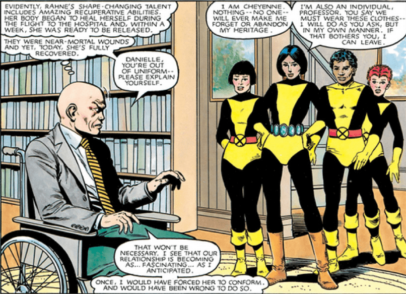 Marvel Graphic Novel No. 4: The New Mutants (1982)