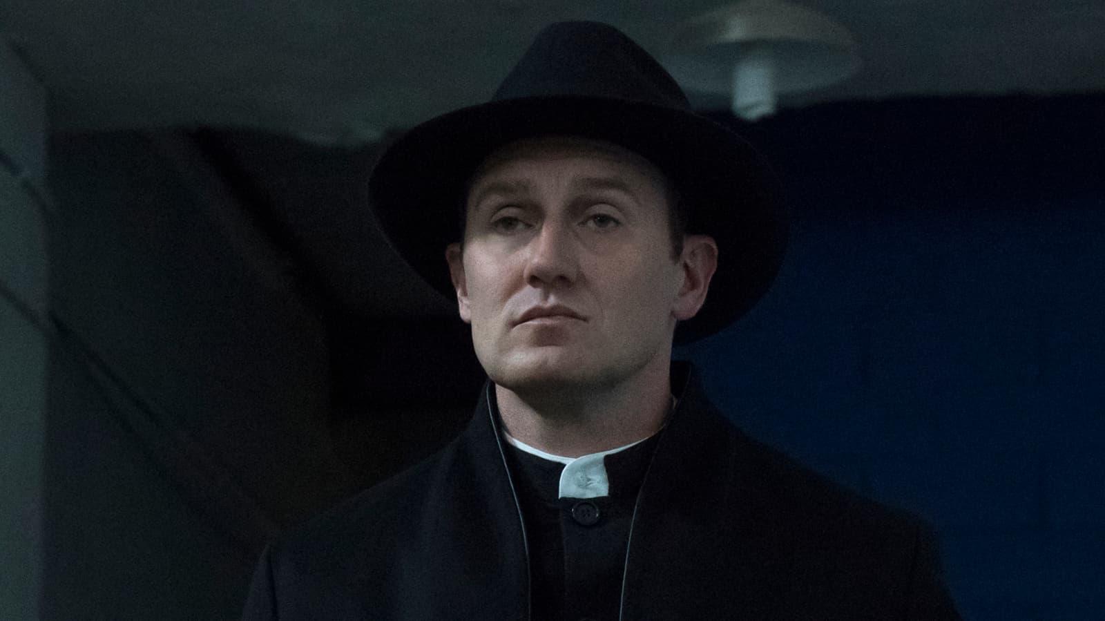 Josh Stewart as John Pilgrim in Marvels The Punisher Season 2