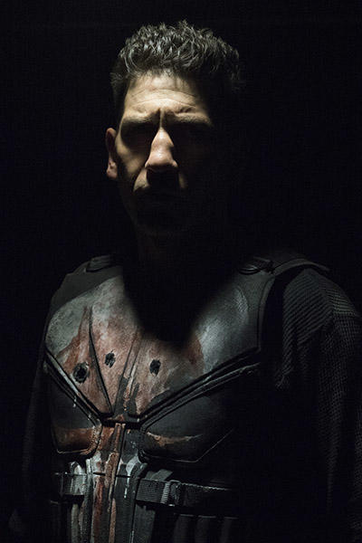 "Jon Bernthal in ""Marvel's The Punisher"" Season 2"