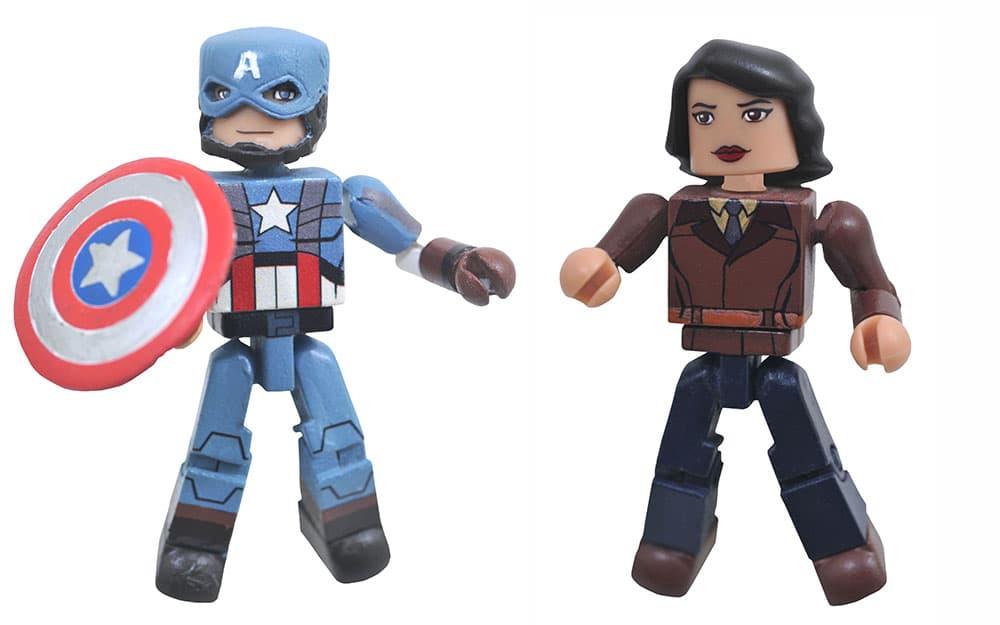 Diamond Select Captain America Peggy