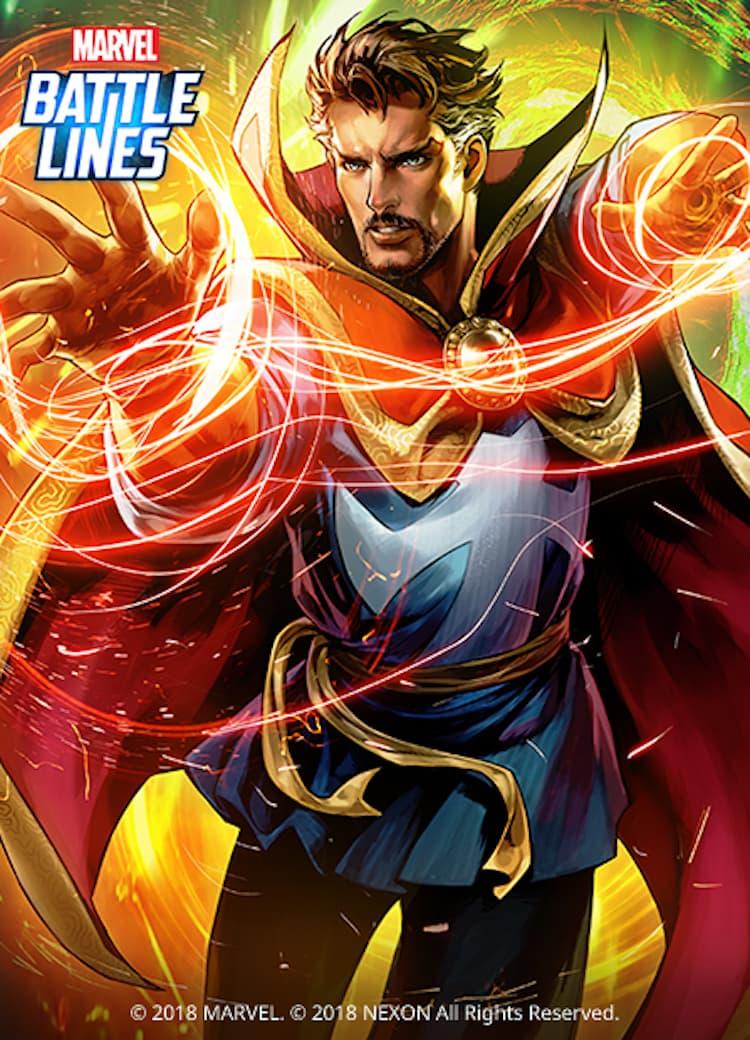 Marvel Battle Lines - Doctor Strange