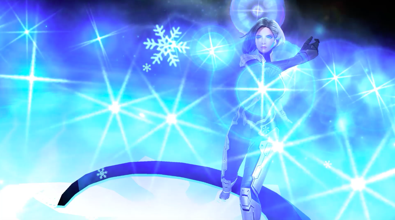 Marvel Future Fight - Luna Snow - Tier 3